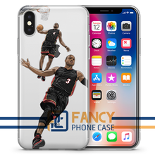 The Poster Basketball iPhone Case