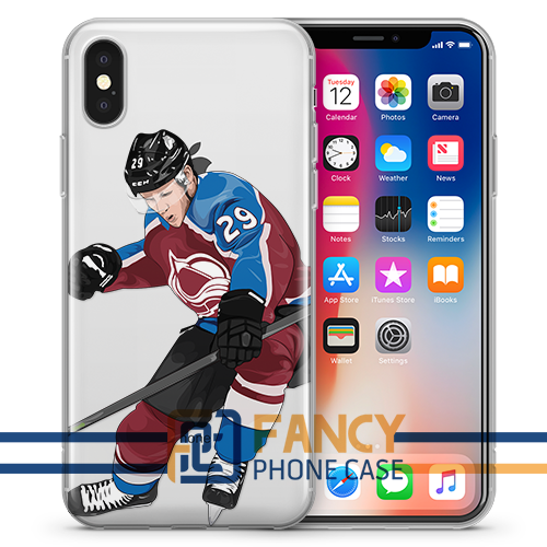 Razor Hockey iPhone Case