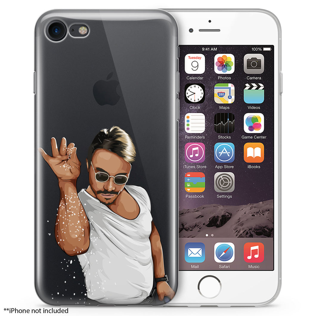 SaltBae iPhone Case