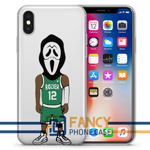Scary Terry 2 Basketball iPhone Case