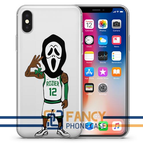 Scary Terry Basketball iPhone Case