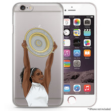 Meka Tennis iPhone Case