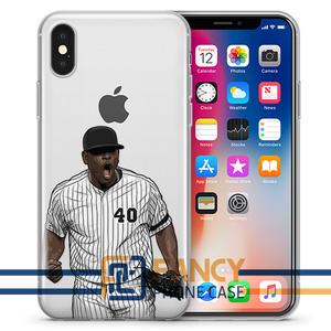 Sevy 2 Baseball iPhone Case