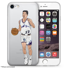 Sidekick Basketball iPhone Case
