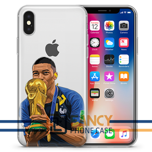 The 37 Soccer iPhone Case