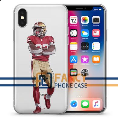 The Cheetah Football iPhone Case
