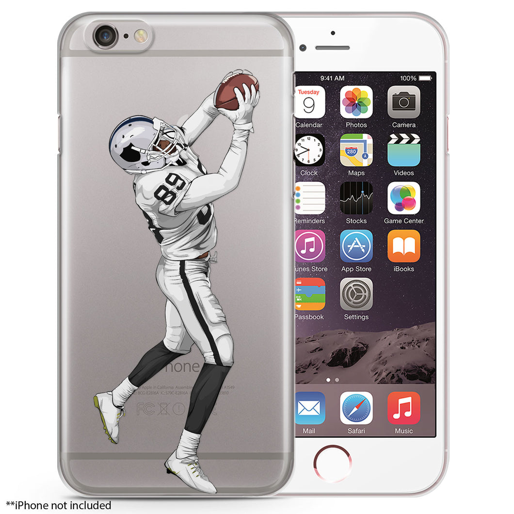 AC Football iPhone Case