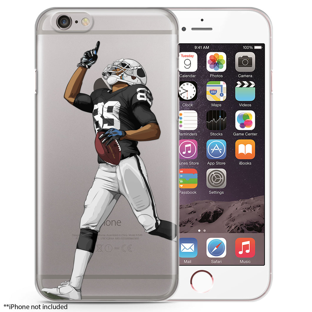 The Arsonist Football iPhone Case