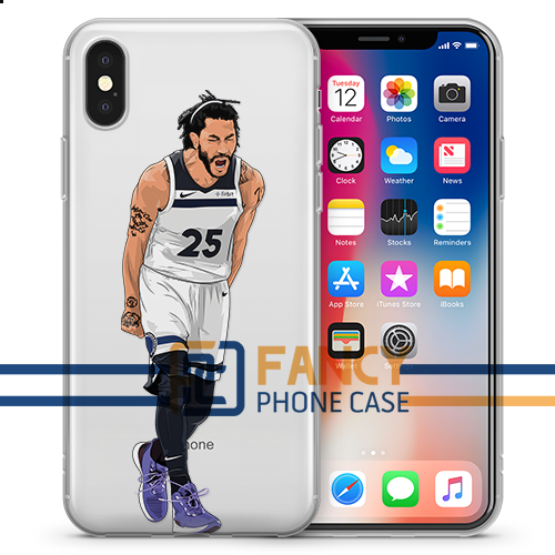 The DR Basketball iPhone Case