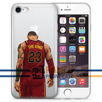 King Red Basketball iPhone Case