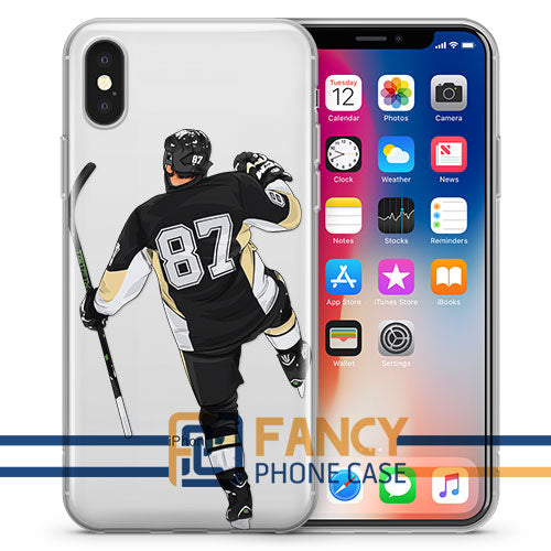 The Next One Hockey iPhone Case