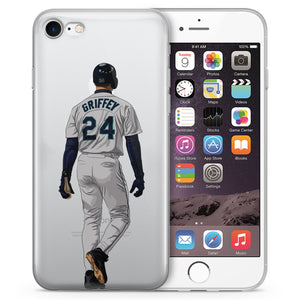 The Kid Baseball iPhone Case