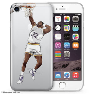 The Mailman Basketball iPhone Case
