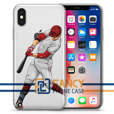Tokki 2 Baseball iPhone Case