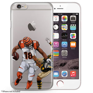 AJ Football iPhone Case