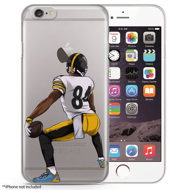 Twerk Football iPhone Case
