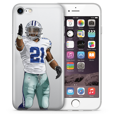 Zeke Direct iPhone Case