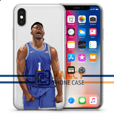 Zanos Basketball iPhone Case