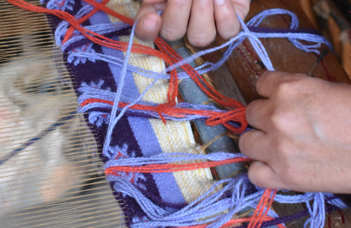 Peruvian weaving: 4 traditional looms from Peruvian textile heritage