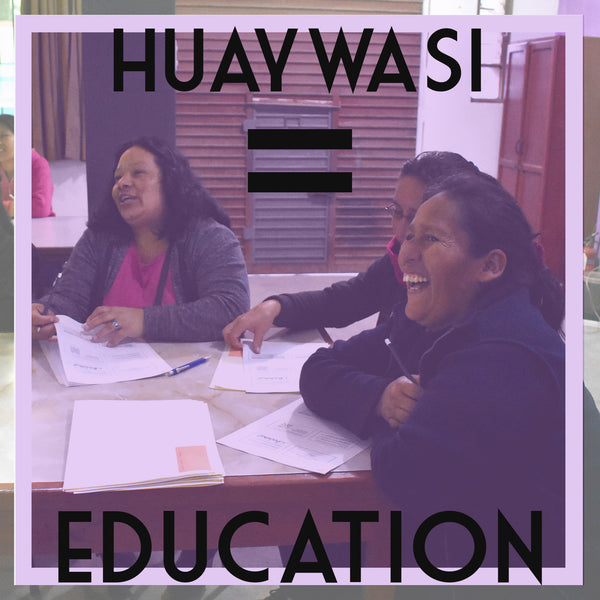 Huaywasi and Women's Empowerment