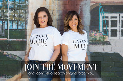 LATINA MADE NOT MAID - A registered 501(c) working towards changing stereotypes and celebrating diversity.