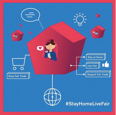 WTFO's #StayHomeLiveFair Campaign