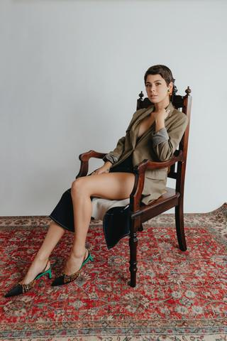 LA GOTTA - Founded by Valeria del Rey after moving back to her hometown, Puerto Rico, she has grown La Gotta by combining her culture, experiences, and style to craft distinctive, meaningful, and sustainable designs.