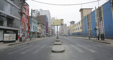 Gamarra Completely Vacant