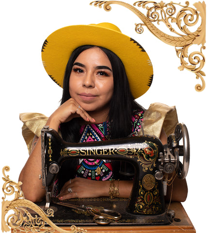 RAGGEDYTIFF - Founded by Jessica Resendiz who was born in Queretaro, Mexico, RAGGEDYTIFF is a brand bloomed by her Mexican roots.