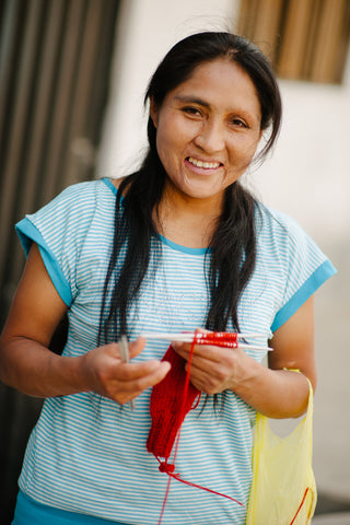 Our Artisan Partner Nelida