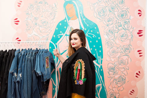 HIJA DE TU MADRE - Founded and designed by Patty Delgado, Hija de tu Madre celebrates the beautiful mess that is being Latina and Latinx with each product inspired by her cultural crossroads.