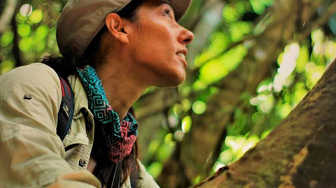 Tatiana Espinosa - Peruvian forestry engineer who co-created Arbio Peru, a non-profit seeking to implement conservation actions with the participation of civil society and the private sector.