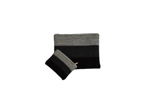 Invierno Coin Purse (Charcoal)