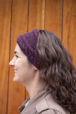 Ayacucho Headwrap (Midnight)