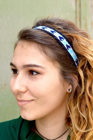 Nini Scrunchie - Charcoal