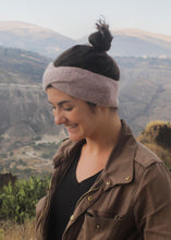 Load image into Gallery viewer, Ayacucho Headwrap (Thistle) - Huaywasi: Handmade in Peru