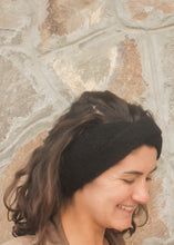Load image into Gallery viewer, Ayacucho Headwrap (Midnight) - Huaywasi: Handmade in Peru