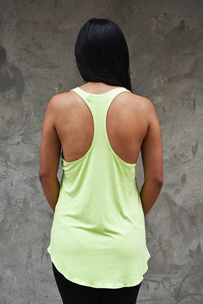 Ayacucho Tank - Apple Green - Huaywasi: Handmade in Peru