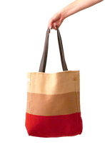 Load image into Gallery viewer, Daria Tote (Rouge) - Huaywasi: Handmade in Peru