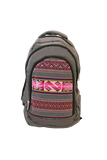 Viky Backpack (Slate) - Huaywasi: Handmade in Peru