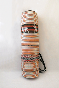 Granadilla Yoga Bag - Huaywasi: Handmade in Peru