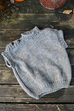 Load image into Gallery viewer, Wawa (Baby) Knit Vest - Huaywasi: Handmade in Peru
