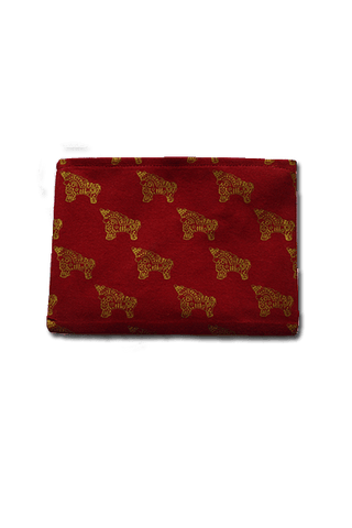 Torito Coin Purse (Deep Red)