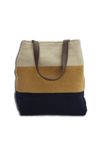 Load image into Gallery viewer, Daria Verano Tote (Navy) - Huaywasi: Handmade in Peru