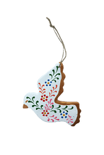 Load image into Gallery viewer, Paloma Ornament - Huaywasi: Handmade in Peru