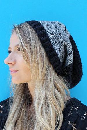 Bridget Knit Hat  SALE! - Huaywasi: Handmade in Peru