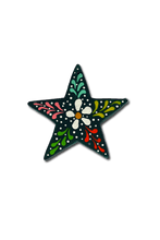 Load image into Gallery viewer, Star Ornament (Green) - Huaywasi: Handmade in Peru