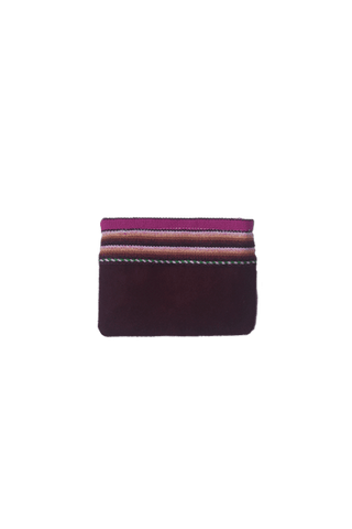 Sabina Clutch - Wine