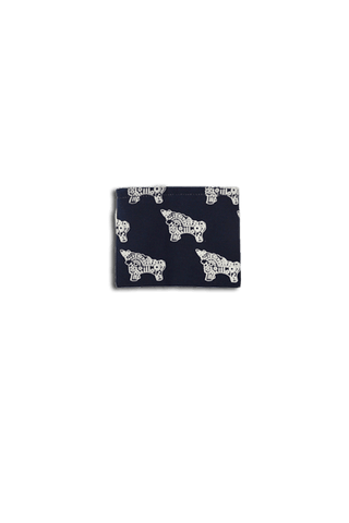 Torito Clutch (Grey)