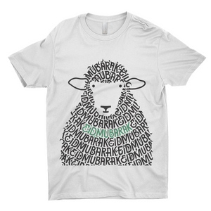 Eid Mubarak Sheep T-Shirt